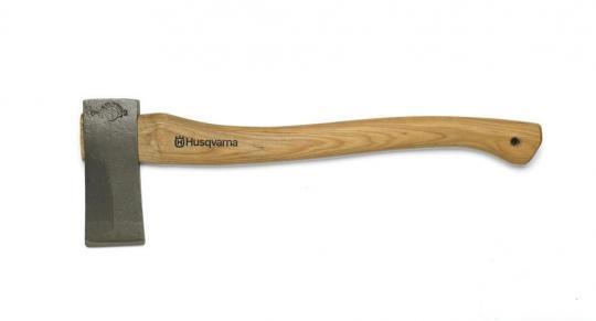 Топор-колун малый  Husqvarna 50 см, с кожаным чехлом на лезвие (С оптового  склада дешевле  тел.291-30-04)