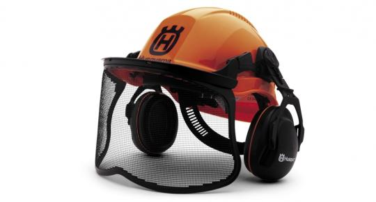 Шлем защитный Functional  Husqvarna