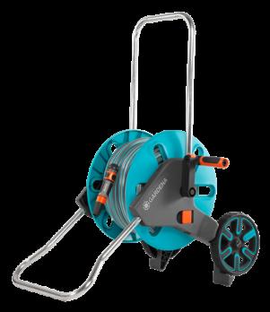 "Тележка для шланга AquaRoll M со шлангом Classic, 20 м (13 мм (1/2"") и комплектом для полива"