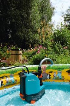 Насос дренажный для чистой воды 13000 Aquasensor Comfort