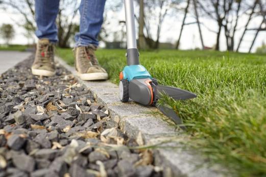 Ножницы для травы поворотные Comfort с телескопической рукояткой(В наличии в Новосибирске)