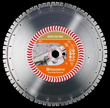 Алмазный диск ELITE-CUTS45-350-20,0/25,4