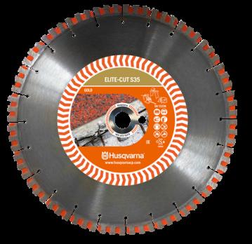 Алмазный диск ELITE-CUTS35-350-20,0/25,4