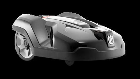 Газоносилка-робот Husqvarna AM 420 (С оптового  склада дешевле  тел.291-30-04)