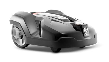 Газоносилка-робот Husqvarna AM 420