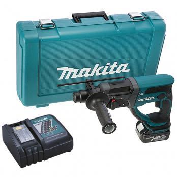 Аккумуляторный перфоратор Makita DHR 202 RF