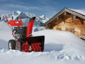 Снегоуборщик бензиновый AL-KO