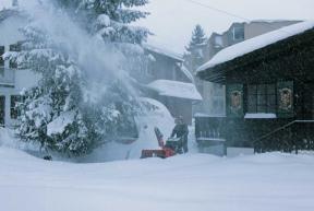 Снегоуборщик бензиновый ELITECH