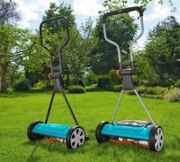 Механические газонокосилки