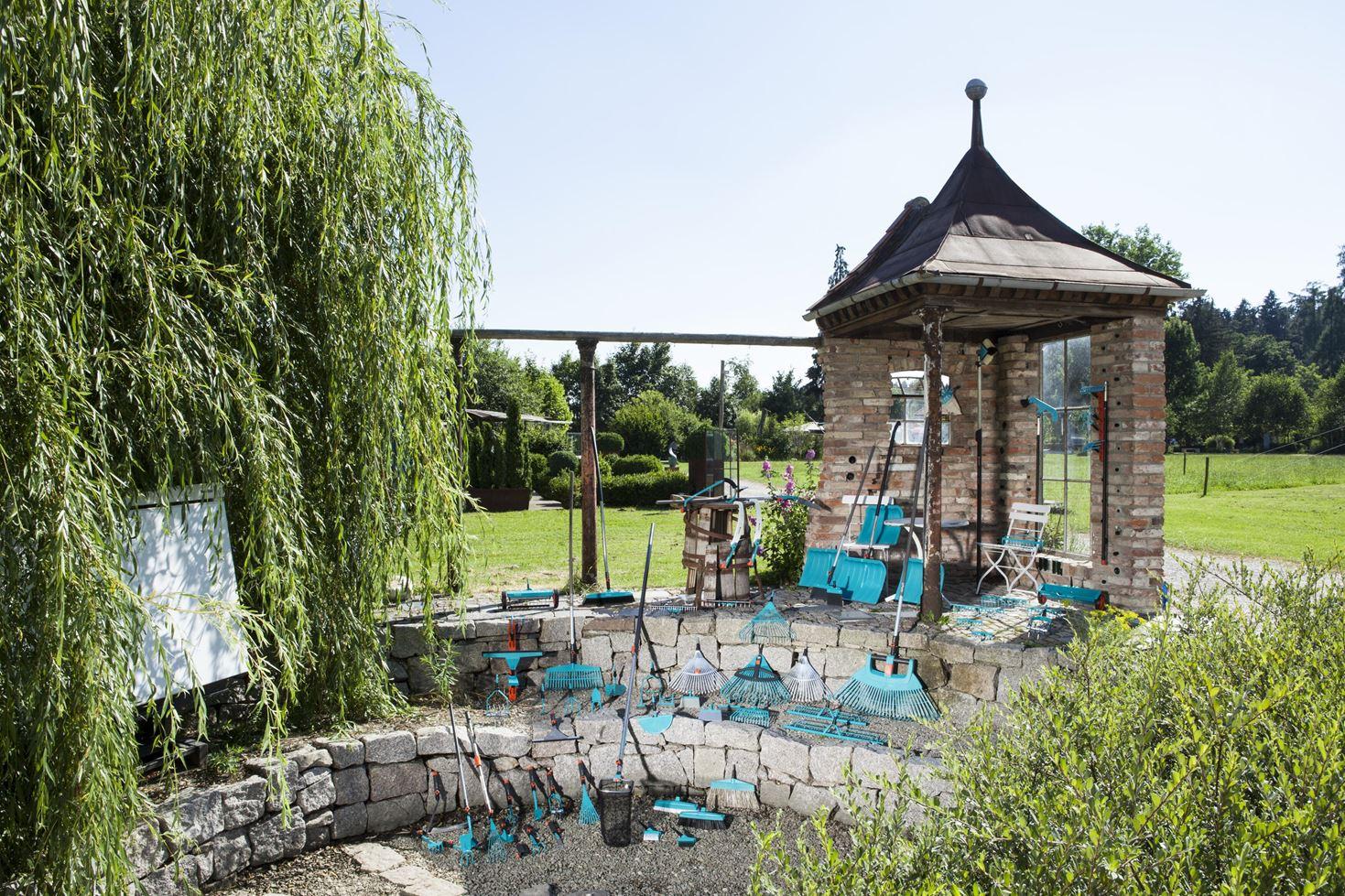 Большое поступление садового инвентаря Gardena