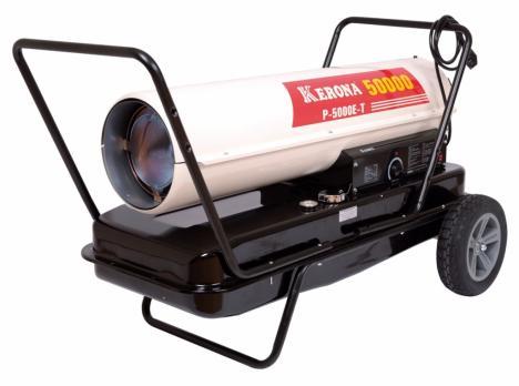 Дизельная тепловая пушка Kerona P-5000E-T