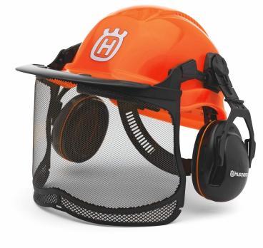Шлем защитный Functional флуоресцентный Husqvarna 5764124-01
