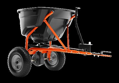 Разбрасыватель-сеялка 75 кг  (и для всех тракторов PAR и McC)