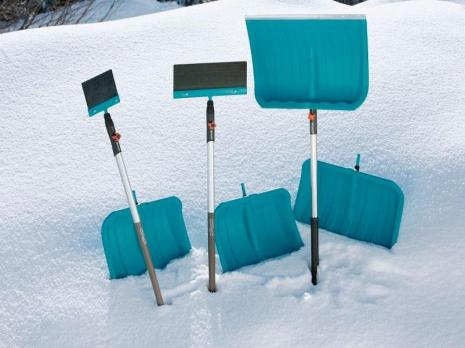 Скрепер для уборки снегаClassicLine (В наличии в Новосибирске)