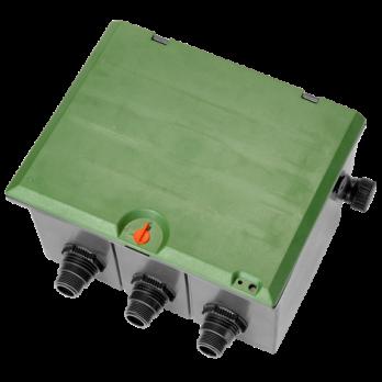 Коробка для клапана для полива V3 (В наличии в Новосибирске)