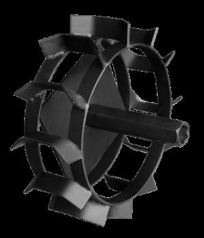 Металлические колеса D=288мм, комплект для TF 230