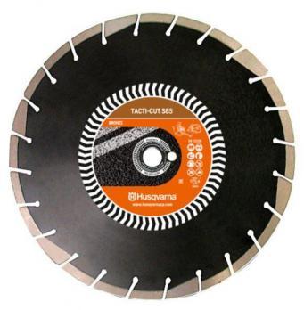 Алмазный диск TACTI-CUT S85 400 10 25.4/20