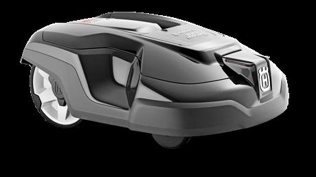 Газоносилка-робот Husqvarna AM 315 (С оптового  склада дешевле  тел.291-30-04)