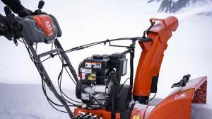 Снегоуборщик HUSQVARNA ST 230 (Гарантия - 5 лет)  (С оптового  склада дешевле  тел.291-30-04)_6