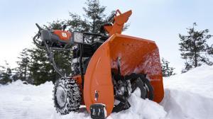 Снегоуборщик HUSQVARNA ST 230 (Гарантия - 5 лет)  (С оптового  склада дешевле  тел.291-30-04)_8