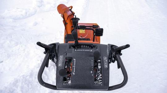 Снегоуборщик HUSQVARNA ST 230 (Гарантия - 5 лет)  (С оптового  склада дешевле  тел.291-30-04)