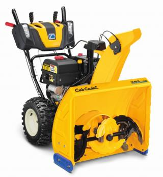 Снегоуборщик бензиновый CUB CADET XS3 71 SWE  (С оптового склада дешевле тел.291-30-04)