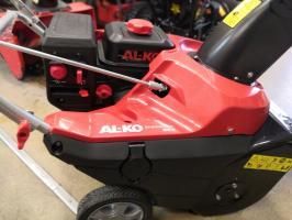 Снегоуборщик бензиновый AL-KO SnowLine 55 E (Гарантия - 5 лет) Легкий!!! Мобильный! Доставим сегодня-завтра!_0