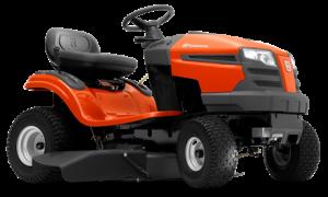 Трактор садовый HUSQVARNA TS 138L с боковым выбросом  (С оптового  склада дешевле  тел.291-30-04)_0
