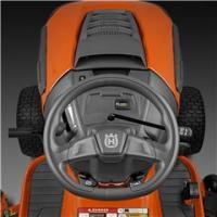 Трактор садовый HUSQVARNA TS 138L с боковым выбросом  (С оптового  склада дешевле  тел.291-30-04)_6