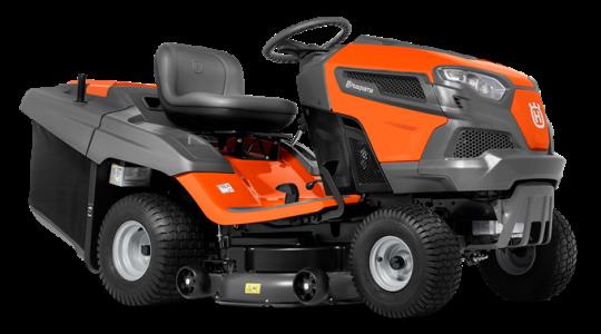Садовый трактор - газонокосилка с сиденьем Husqvarna TC 242T (С оптового  склада дешевле  тел.291-30-04)