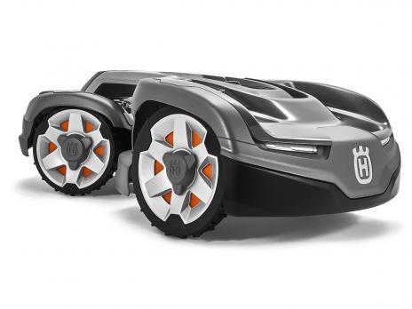 Газонокосилка-робот Husqvarna Automower 435XAWD (С оптового склада дешевле тел.291-30-04)