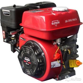 Двигатель ELITECH ДБ200