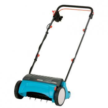 Скарификатор-аэратор газонный электрический ES 500  (травосборник опция)